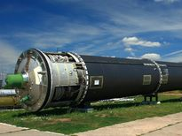 Nga lần đầu công bố hình ảnh tên lửa hạt nhân mạnh nhất thế giới