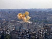 6 học sinh thiệt mạng trong vụ không kích gần trường học ở Syria