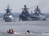 Nga củng cố Hạm đội Baltic ở Kaliningrad để đối phó với NATO