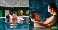 Những cảnh phim mỹ nhân ở bể bơi thiêu đốt màn ảnh Việt