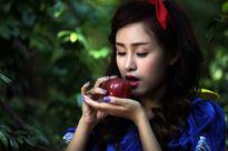 Ngắm sao Việt hóa trang thành công chúa trong lễ Halloween