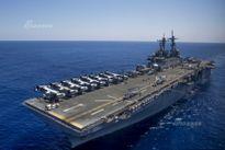 Khám phá tàu đổ bộ Mỹ sắp mang F-35B tới Nhật Bản