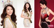 Người đẹp Xuân Thủy đang rất sung để dự thi Mrs World 2016
