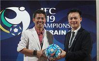 HLV Hoàng Anh Tuấn ca ngợi cách sắp lịch của AFC