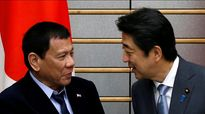 Tổng thống Philippines tuyên bố đứng về phía Nhật Bản trong vấn đề Biển Đông