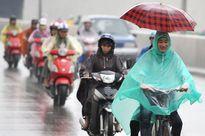 Miền Bắc sắp đón không khí lạnh nhất từ đầu mùa, miền Trung mưa dông