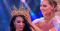 Người đẹp Indonesia đăng quang 'Hoa hậu Hòa bình Quốc tế 2016'