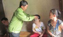 Cựu binh nhiễm chất độc da cam 27 năm chăm 3 người liệt giường