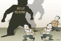 Vẫn loay hoay xử lý bạo lực học đường