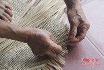 Người Nghi Thái giữ 'hồn' nghề đan lát