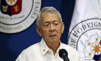 Ngoại trưởng Philippines: Không có lý do hủy thỏa thuận với Mỹ