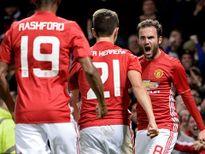 Với Man United, Juan Mata giờ là 'người đặc biệt'