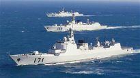 Trung Quốc định tập trận trên biển Đông: 'Chúng tôi phản đối'