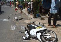 Hai xe máy đối đầu, 3 người chết, 1 người bị thương nặng