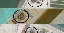 Công trình lục giác bí ẩn Trung Quốc xây trái phép trên Biển Đông