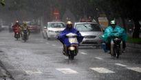 Từ Nghệ An đến Bình Thuận sắp đón đợt mưa dông diện rộng