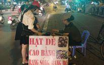 Giật mình hạt dẻ Trung Quốc tràn về Hà Nội