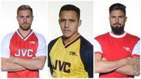 Diện áo thời vàng son, Arsenal mơ về ngôi báu