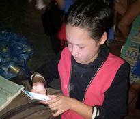 Tìm người thân cho cô dâu Việt lạc đường ở Trung Quốc