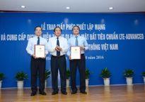 VNPT chính thức nhận giấy phép thiết lập mạng và cung cấp dịch vụ 4G