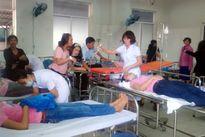 Quảng Nam: Nhiều công nhân tiếp tục ngất xỉu
