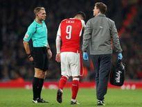 Arsenal mất Lucas Perez vài tháng vì chấn thương