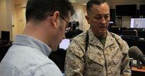 Khám phá bên trong Tổng hành dinh liên quân chống IS tại Iraq