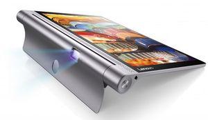 Cận cảnh máy tính bảng Lenovo YOGA Tab 3 Pro tích hợp máy chiếu
