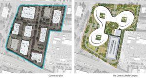 Apple sẽ xây một trụ sở với hình dáng lạ, nhiều không gian mở, cách Google chỉ 11 phút chạy xe?