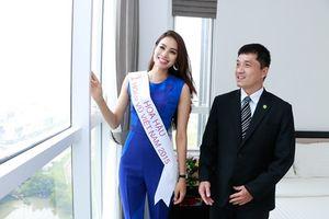 HH Phạm Hương được tặng căn hộ cao cấp bạc tỷ