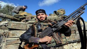 Hơn 1000 tên khủng bố IS buông súng quy hàng chính quyền Syria