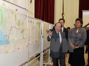 Campuchia: Chính phủ yêu cầu công khai bản đồ phân giới với Việt Nam
