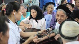 Trao quà cho cựu TNXP tại Bắc Ninh, Lạng Sơn