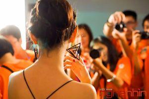 Thử làm nhiếp ảnh gia tại Sony Show 2015