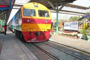 Thái Lan-Trung Quốc đẩy nhanh dự án đường sắt hàng tỷ USD