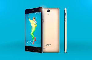 FPT Trading ra mắt smartphone X501 sang trọng, giá rẻ.