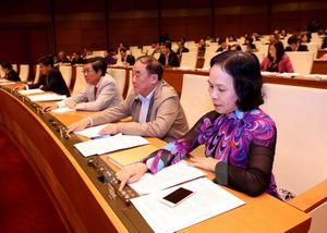 Quốc hội thông qua Bộ luật Hình sự sửa đổi, bỏ tử hình với 7 tội danh