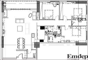 Thiết kế nội thất chung cư hiện đại cho gia đình ba thế hệ