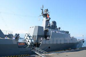 Việt Nam tham gia Lễ duyệt hạm hải quân quốc tế ở Ấn Độ