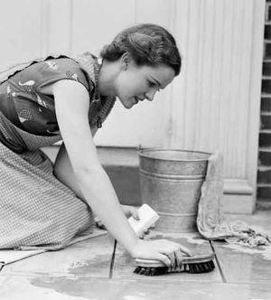 Vợ có nguy cơ vào tù vì... không làm tốt việc nhà
