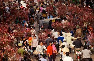 Ngắm Tết cổ truyền Việt Nam cách đây hơn hai thập kỷ