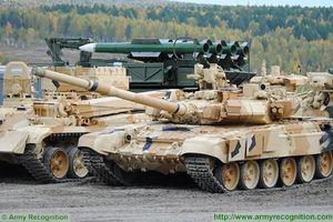 Sau Thái Lan, Iran cũng không muốn mua xe tăng T-90