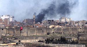Giao tranh ác liệt giữa Thổ Nhĩ Kỳ và người Kurd ở Diyarbakir