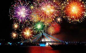 Thời gian, địa điểm xem bắn pháo hoa ở Đà Nẵng đêm giao thừa
