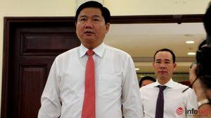 Ông Đinh La Thăng: Kể từ giờ phút này tâm trí tôi dành cho TP.HCM