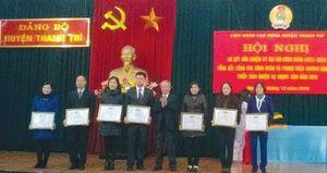 LĐLĐ huyện Thanh Trì: Công tác tuyên truyền thiết thực, hiệu quả