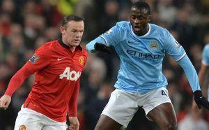 Rooney và Yaya Toure là hàng xóm