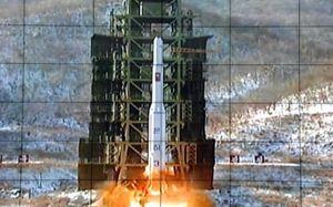 Triều Tiên có thể đẩy sớm thời gian phóng vệ tinh?