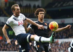 Thắng tối thiểu Watford, Tottenham lên ngôi nhì Premier League