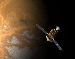 Chùm ảnh sao Hỏa ấn tượng chụp bởi vệ tinh NASA (1)